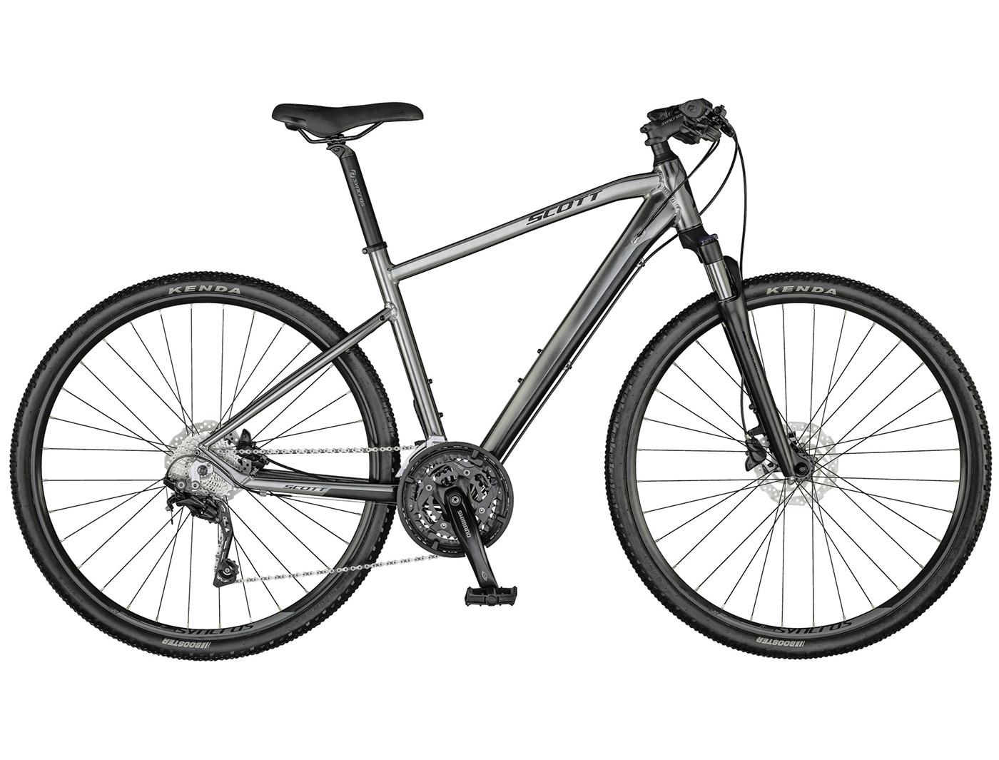 Велосипед Scott Sub Cross 20 Men (2021)