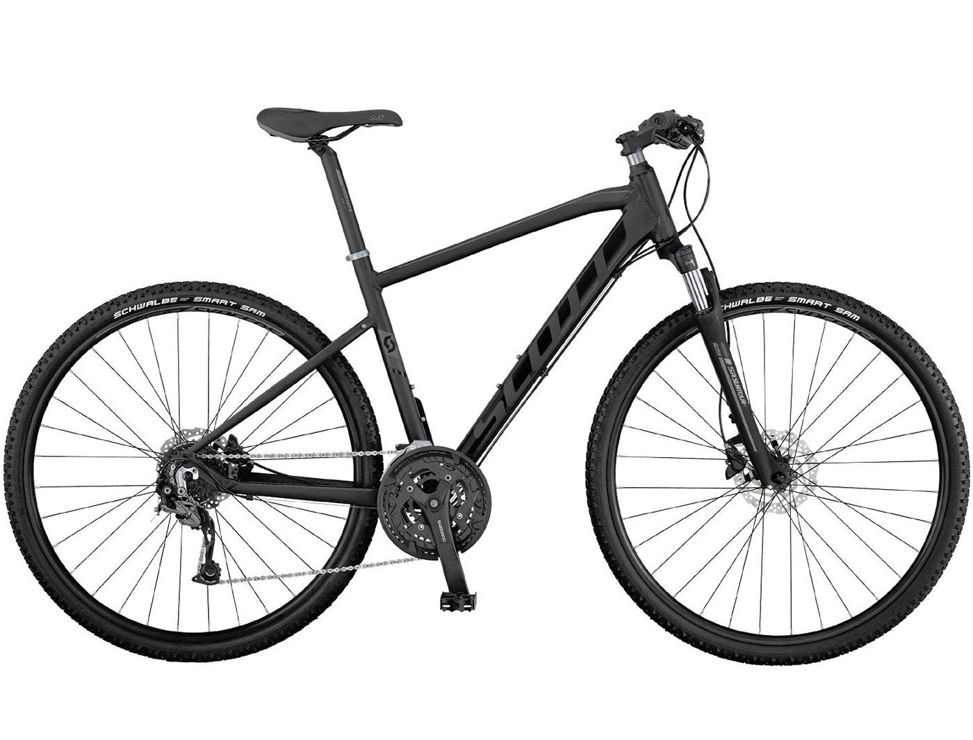 Велосипед Scott Sub Cross 30 Men (2017)