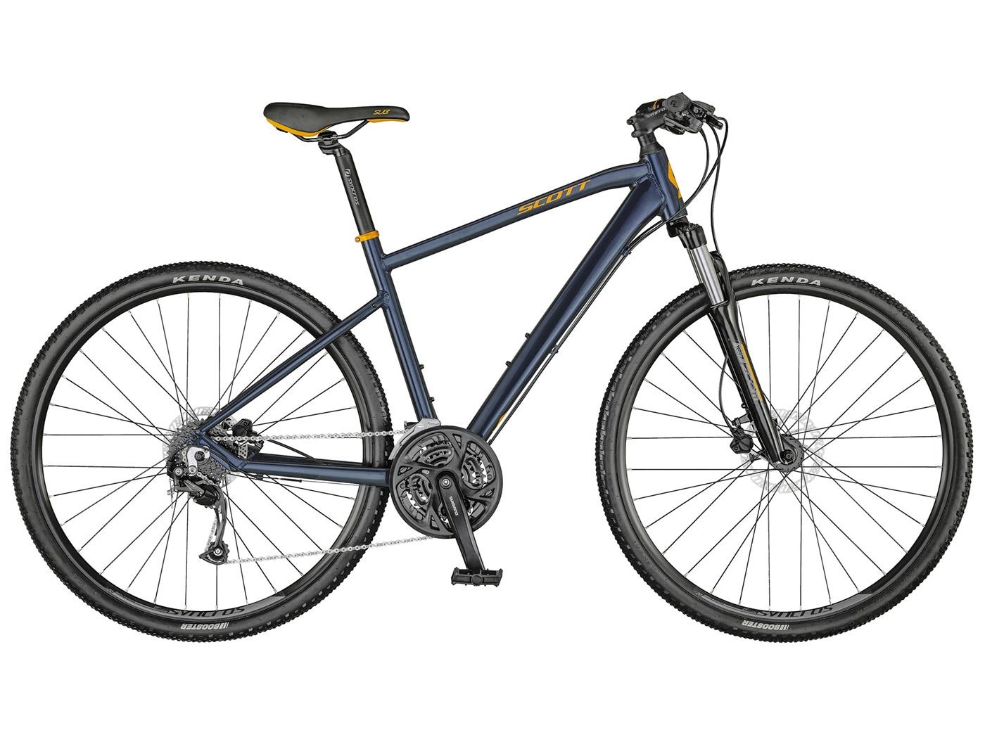 Велосипед Scott Sub Cross 40 Men (2021)