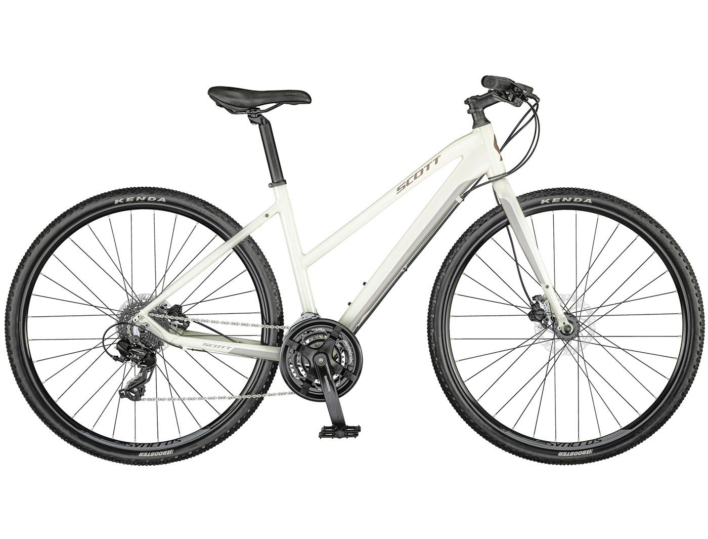 Велосипед Scott Sub Cross 50 Lady (2021)
