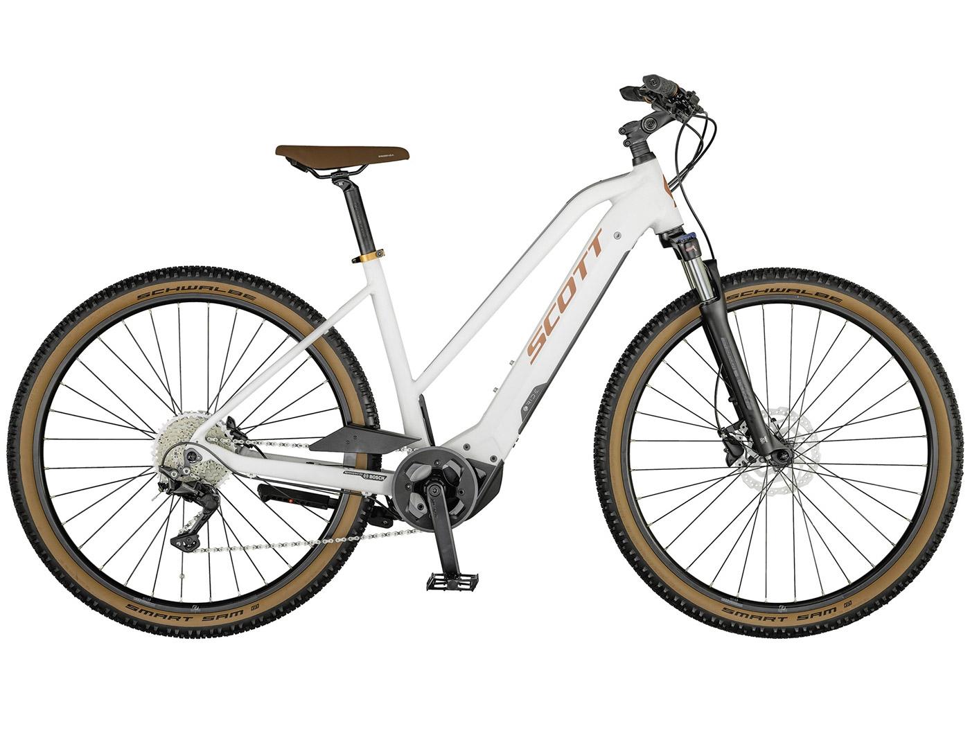 Велосипед Scott Sub Cross eRIDE 10 Lady (2021)