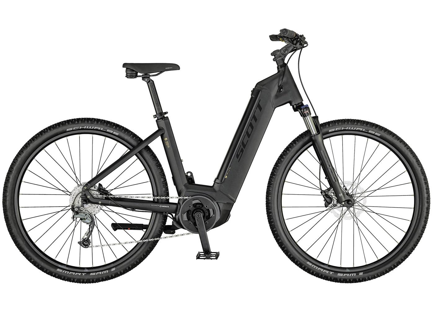 Велосипед Scott Sub Cross eRIDE 20 USX (2021)