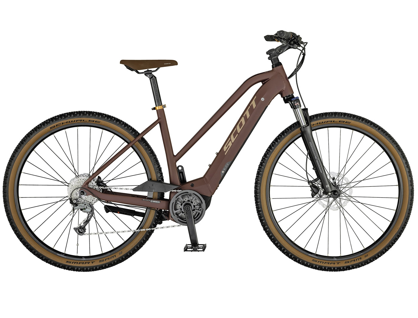 Велосипед Scott Sub Cross eRIDE 30 Lady (2021)