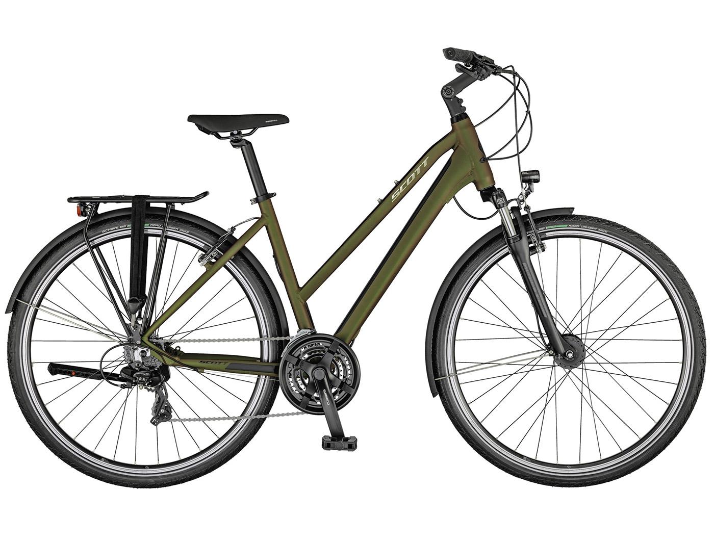 Велосипед Scott Sub Sport 40 Lady (2021)