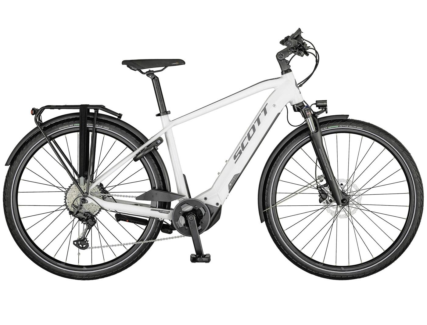 Велосипед Scott Sub Sport eRIDE 10 Men (2021)
