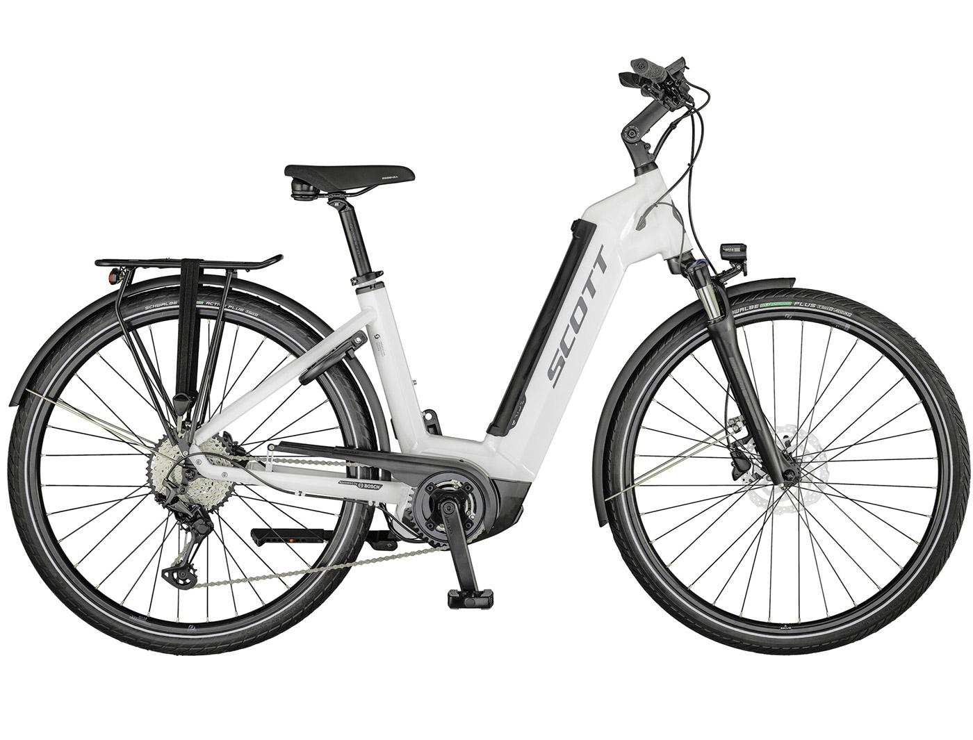 Велосипед Scott Sub Sport eRIDE 10 USX (2021)