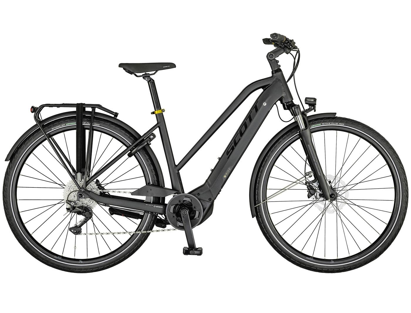 Велосипед Scott Sub Sport eRIDE 20 Lady (2021)