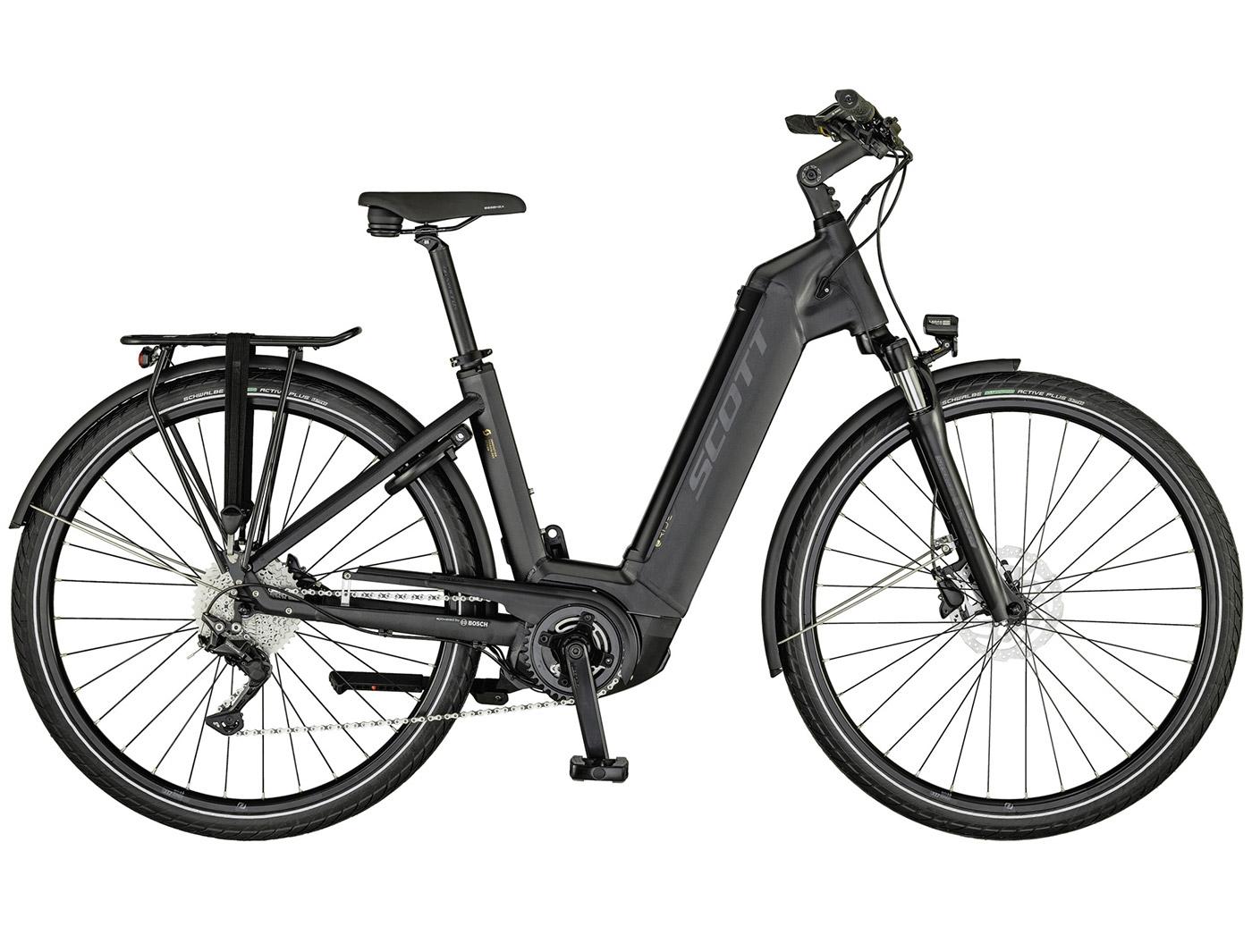 Велосипед Scott Sub Sport eRIDE 20 USX (2021)