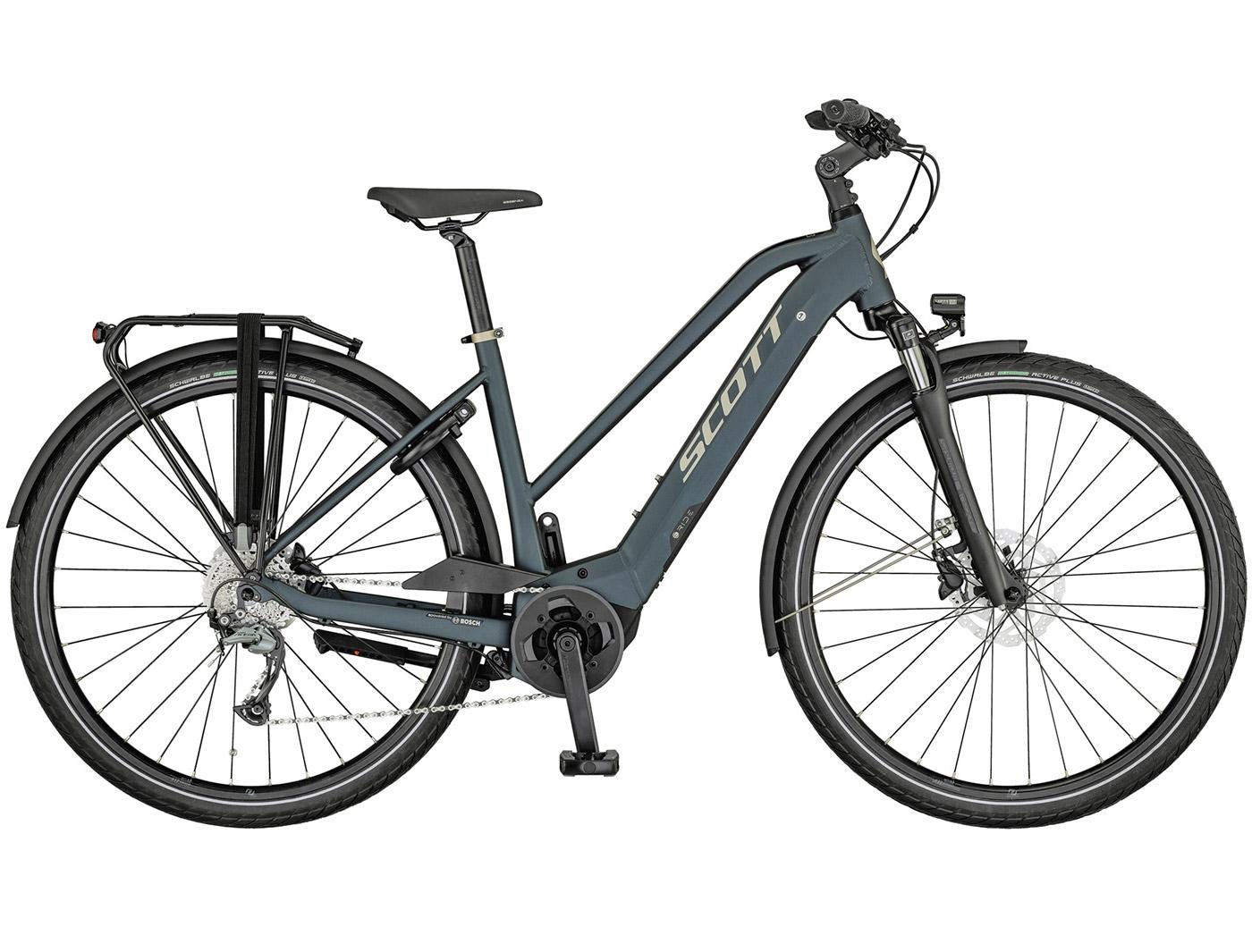 Велосипед Scott Sub Tour eRIDE 20 Lady (2021)