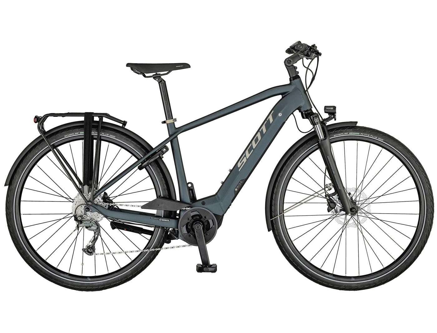 Велосипед Scott Sub Tour eRIDE 20 Men (2021)