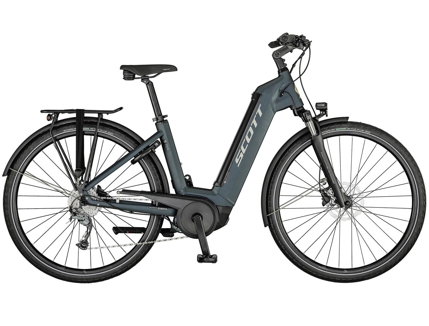 Велосипед Scott Sub Tour eRIDE 20 USX (2021)