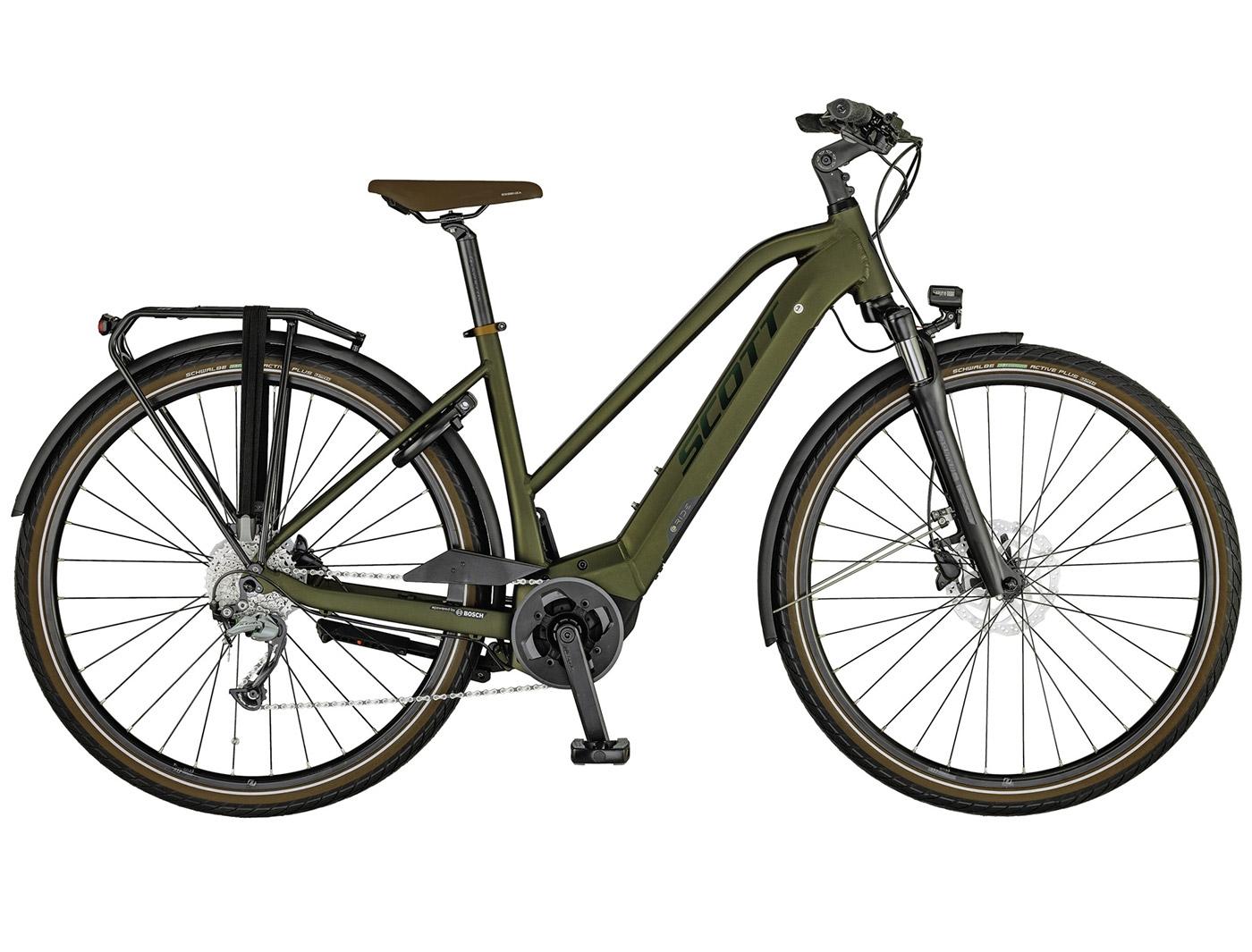 Велосипед Scott Sub Tour eRIDE 30 Lady (2021)