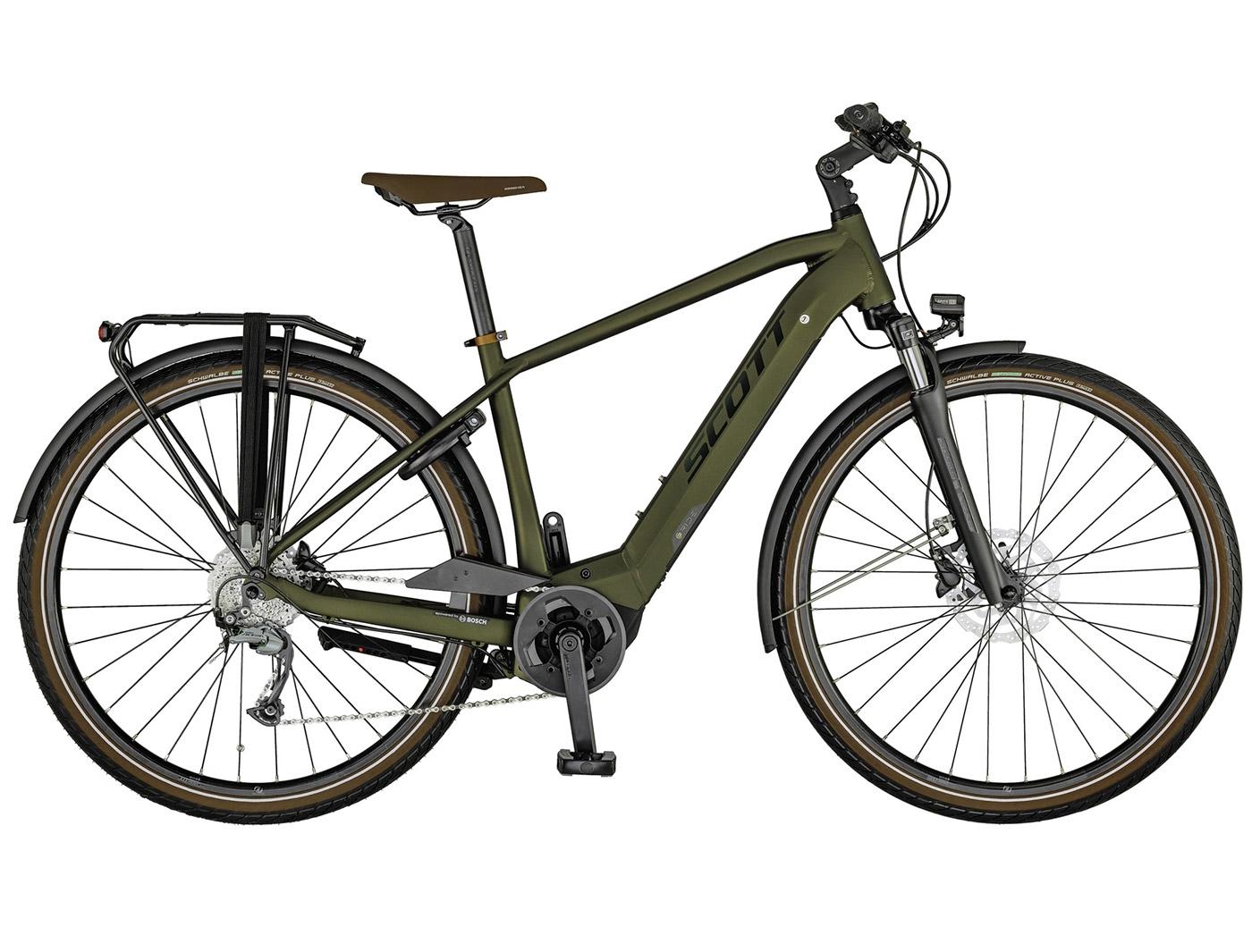 Велосипед Scott Sub Tour eRIDE 30 Men (2021)