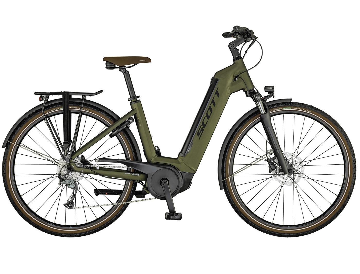 Велосипед Scott Sub Tour eRIDE 30 USX (2021)