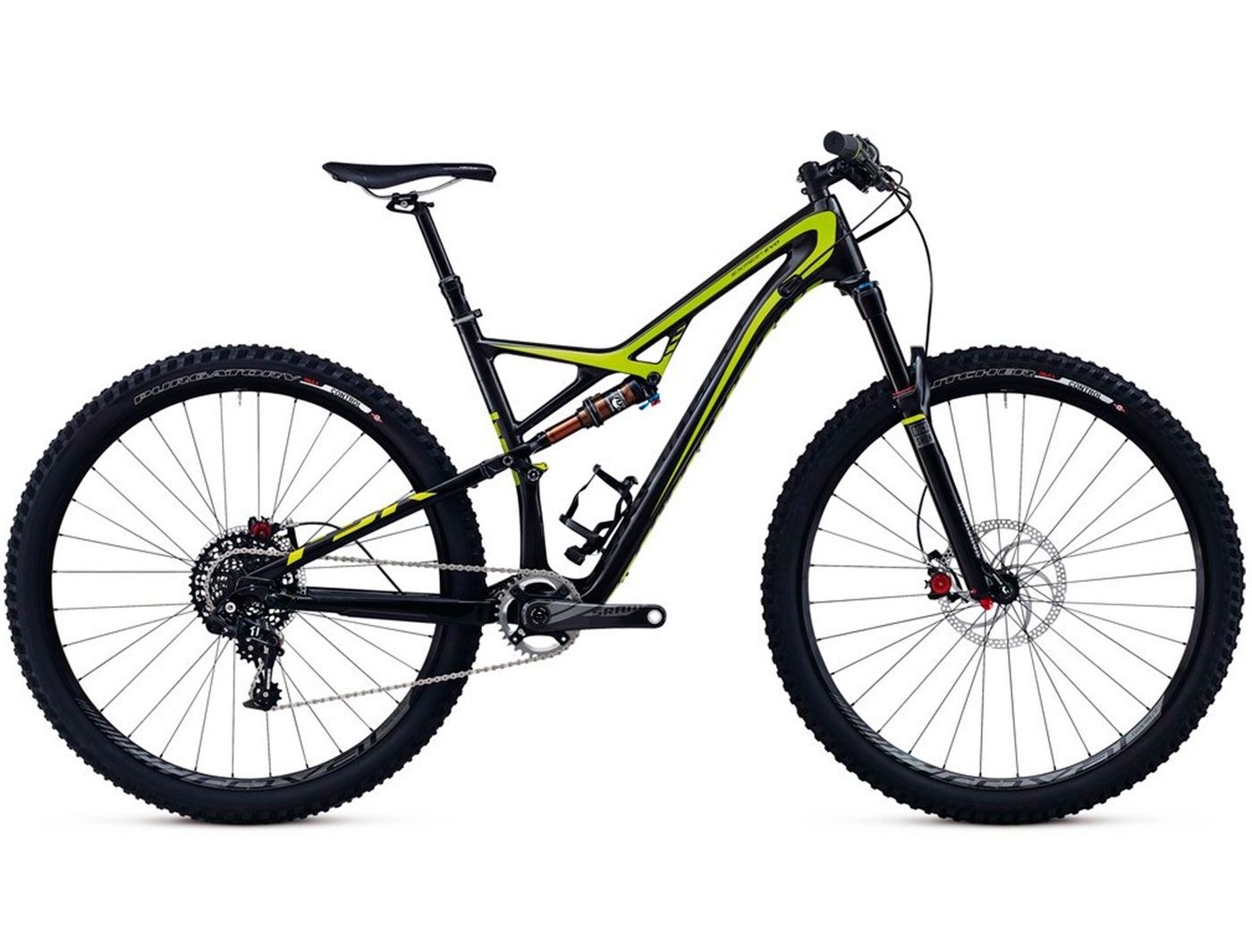 Велосипед Specialized Camber Fsr Expert Carbon Evo 29 (2014)