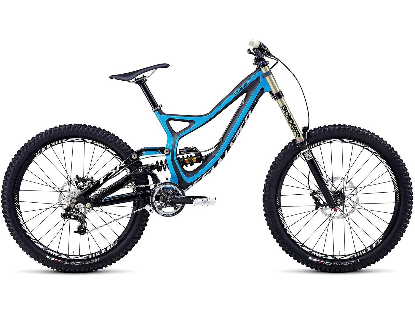 Велосипед Specialized Demo 8 Fsr I Carbon (2014)