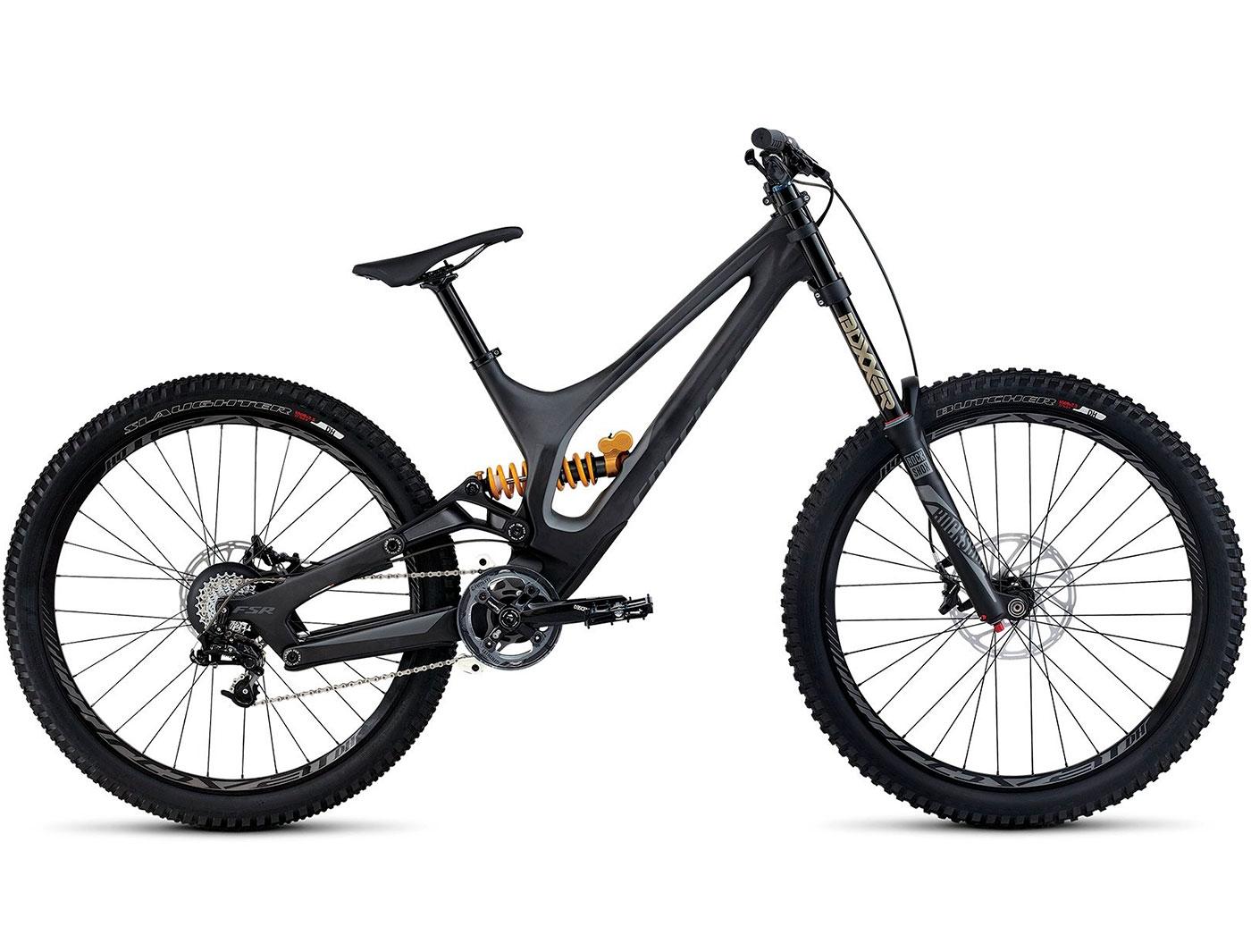 Велосипед Specialized Demo 8 Fsr I Carbon 650B (2016)
