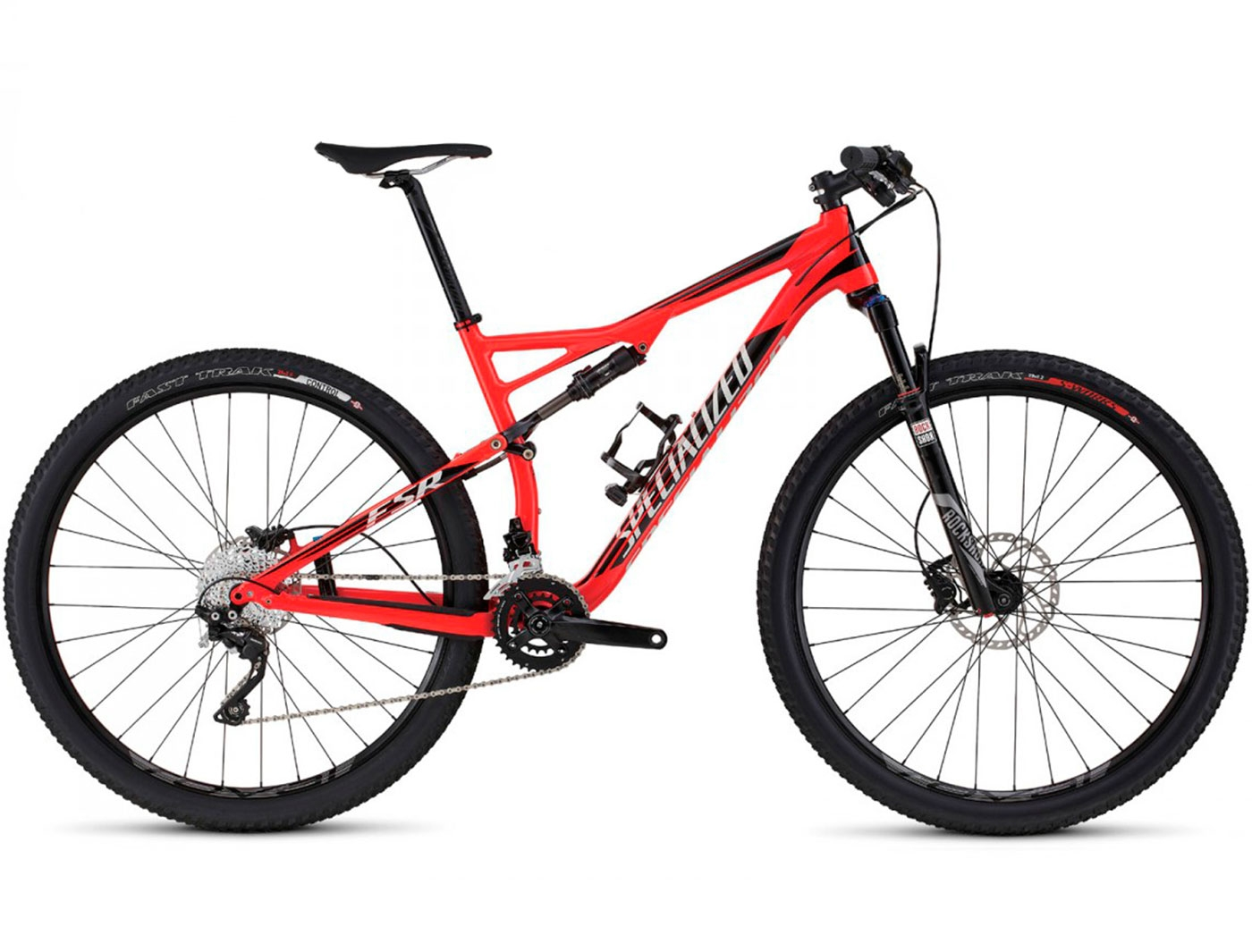 Велосипед Specialized Epic Fsr Comp 29 (2016)