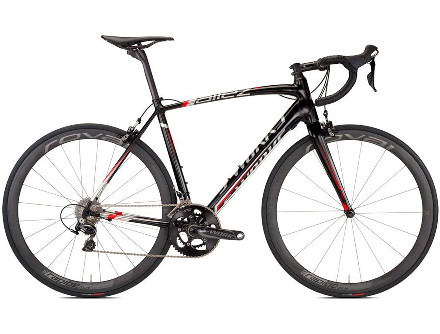 Велосипед Specialized S-Works ALLEZ M2 (2014)