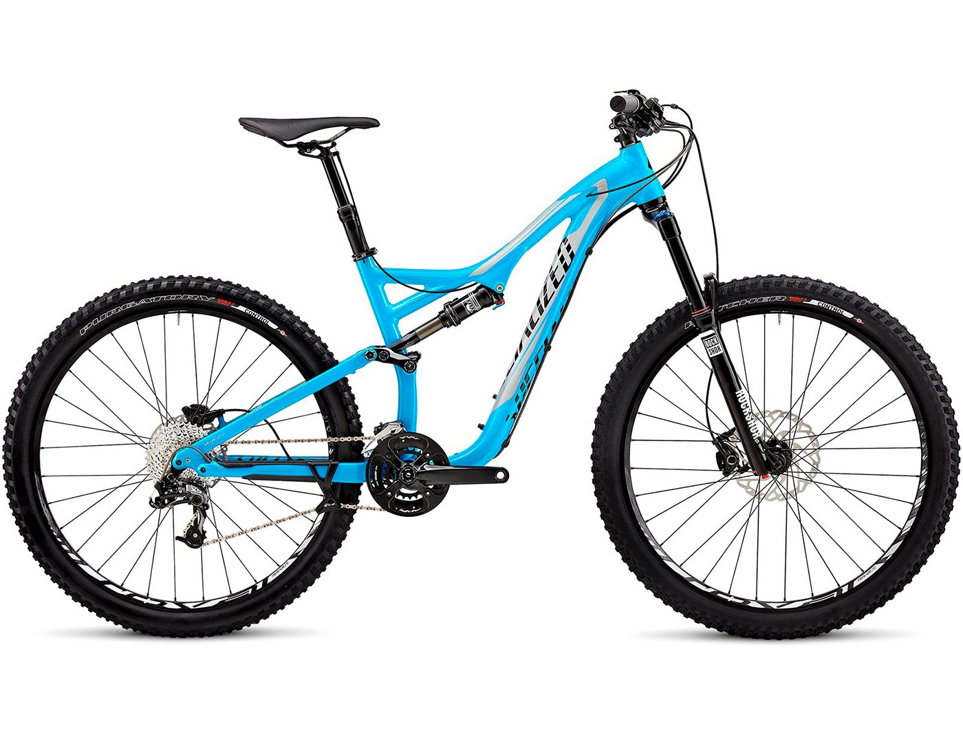 Велосипед Specialized Stumpjumper Fsr Comp Evo 650B (2015)