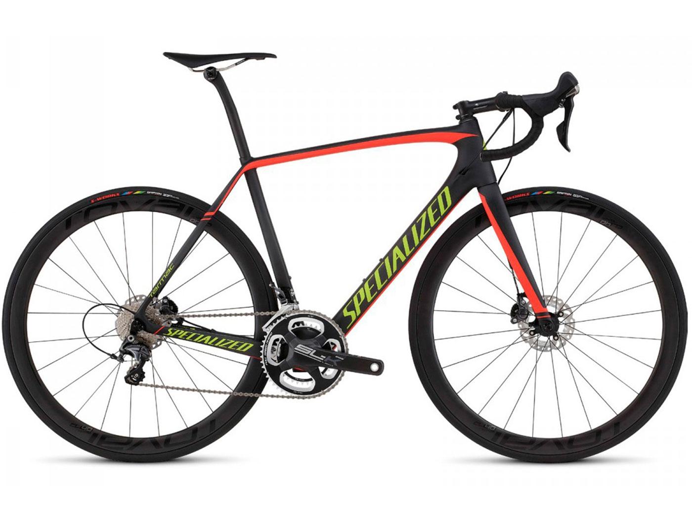Велосипед Specialized Tarmac Expert Disc Race (2016)