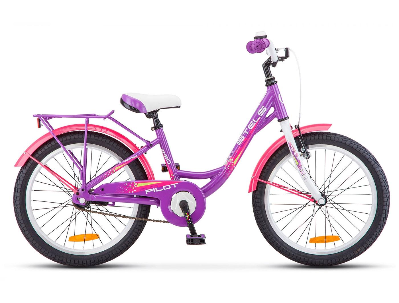 Велосипед STELS Pilot-220 Lady 20 (2017)