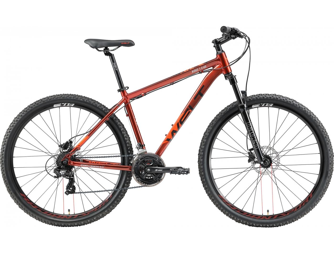 Велосипед Welt Ridge 1.0 HD 27 (2021)