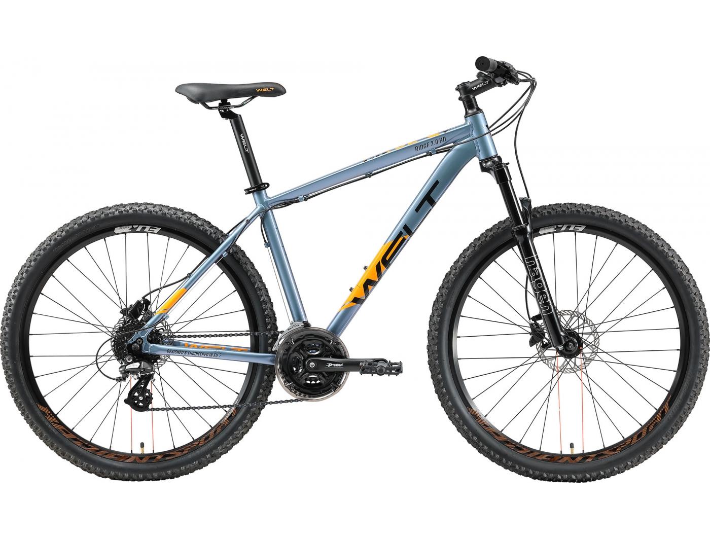 Велосипед Welt Ridge 2.0 HD SST 27 (2021)