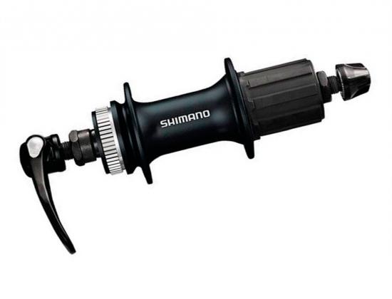 Втулка задняя Shimano Alivio M4050, 32 отв, 8/9/10ск. C.Lock QR